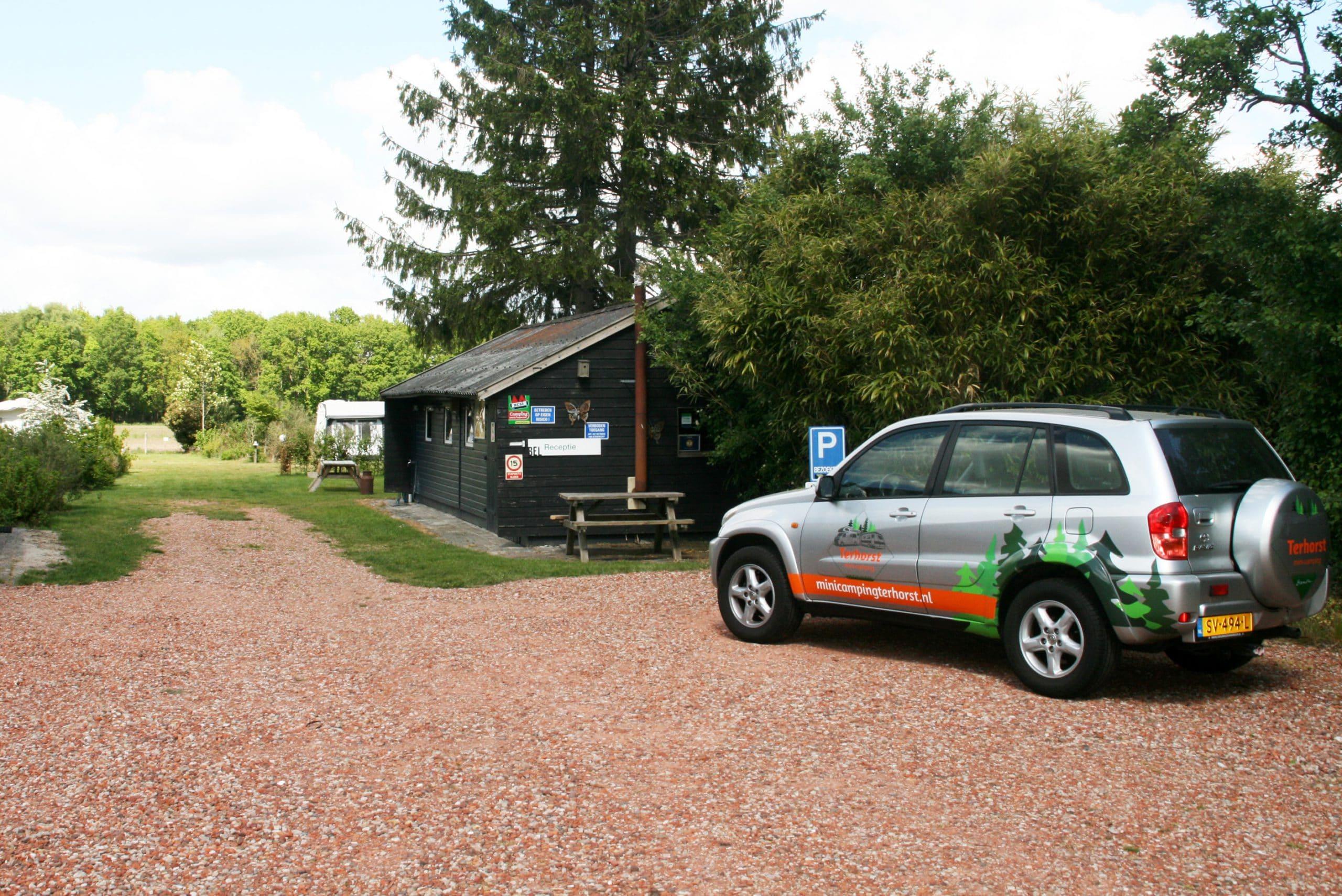 Mini-camping Terhorst winner gouden Zoover award